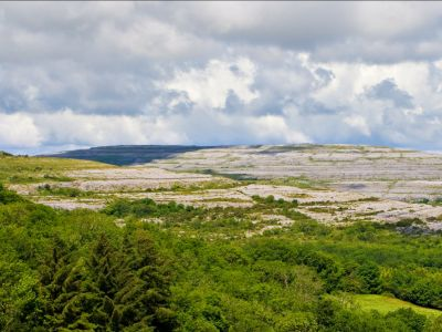 The Burren Landscape, Co Clare