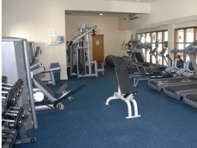 Gym Facilities at Auburn Lodge